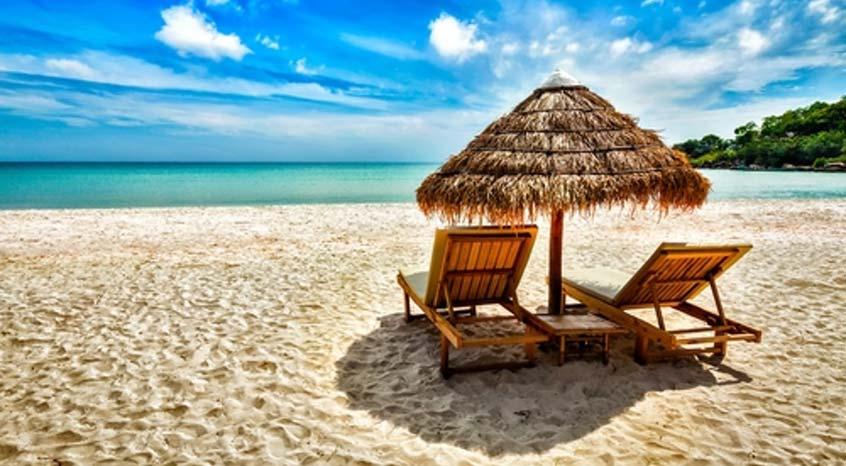 Le cinque regole d'oro per una vacanza perfetta
