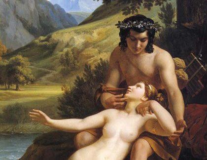 """Aci e Galatea, il """"viaggio"""" fino a Parigi e Londra. Quello che non sapevi della leggenda di Ovidio"""